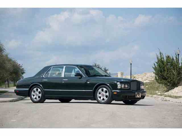 2002 Bentley Arnage | 1024081
