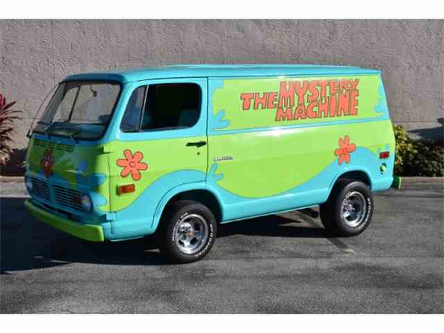 1969 Custom Scooby Doo | 1024084