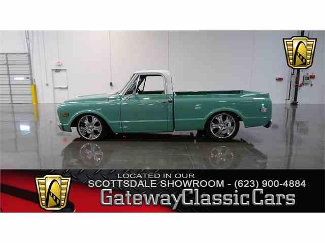 1968 Chevrolet C10 | 1024086