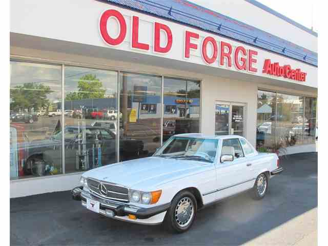 1988 Mercedes-Benz 560SL | 1024087