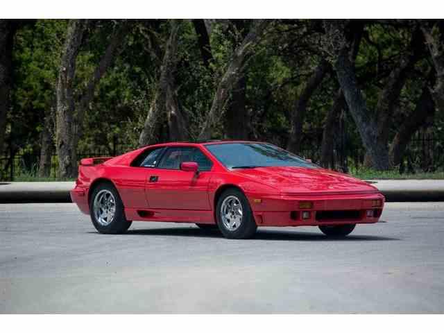 1991 Lotus Esprit   1024090