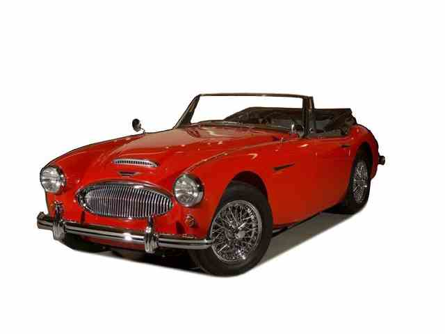 1962 Austin-Healey 3000MKII | 1024094