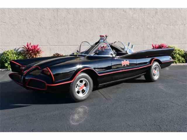 1966 Custom Batmobile | 1024096