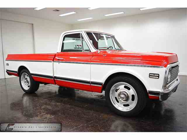 1971 Chevrolet C10 | 1020041