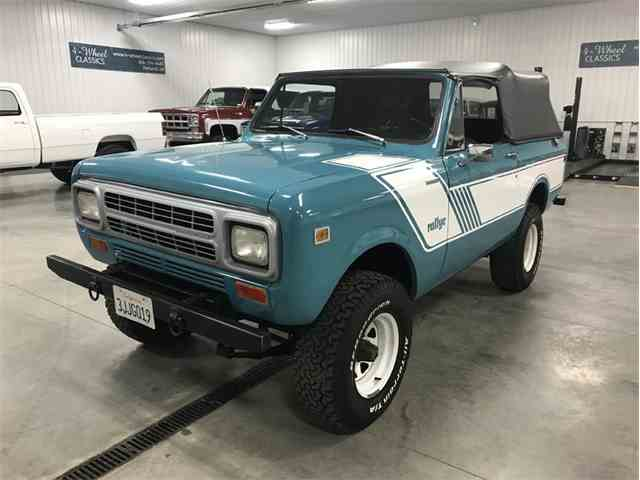 1980 International Harvester Scout II | 1024104