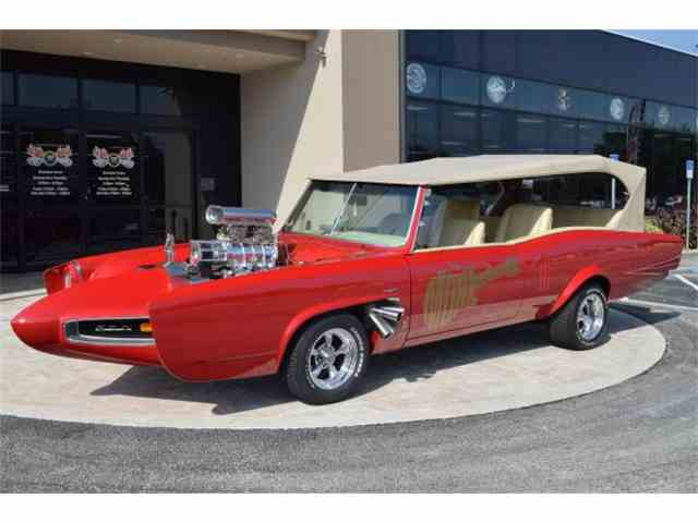 1967 Custom The Monkees Mobile | 1024105