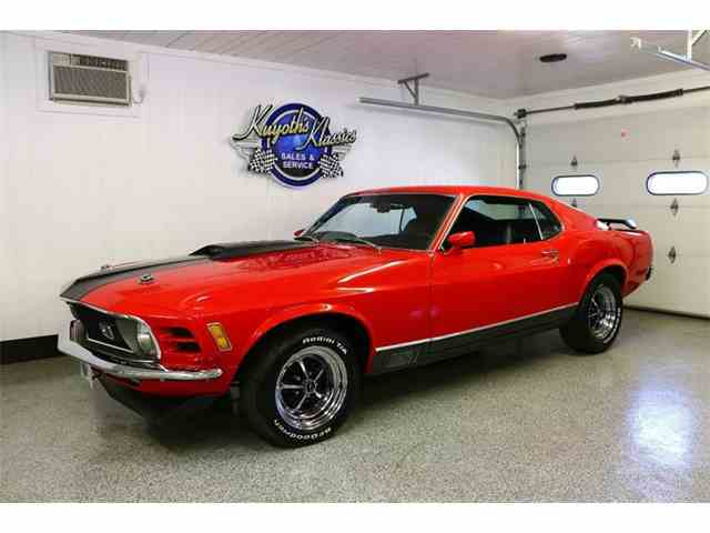 1970 Ford Mustang Mach 1 | 1024107
