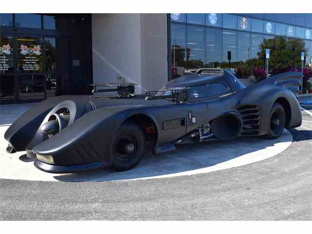 1989 Custom Batmobile