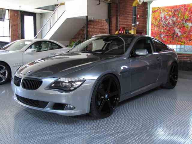 2008 BMW 6 Series   1024123