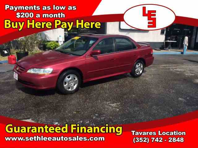 2002 Honda Accord | 1024128