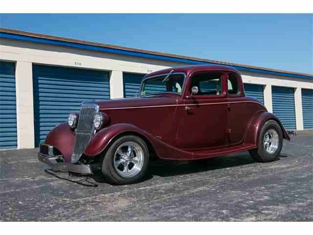 1934 Ford 5-Window Coupe | 1024135