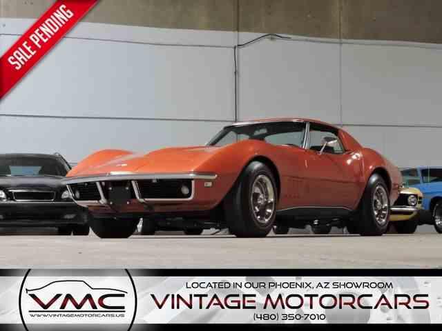 1968 Chevrolet Corvette | 1024147