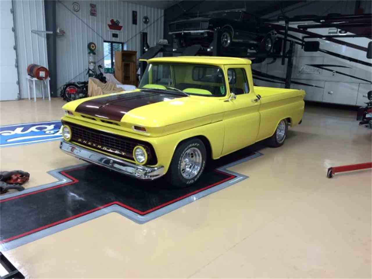 Large Picture of '63 C10 - LVCV