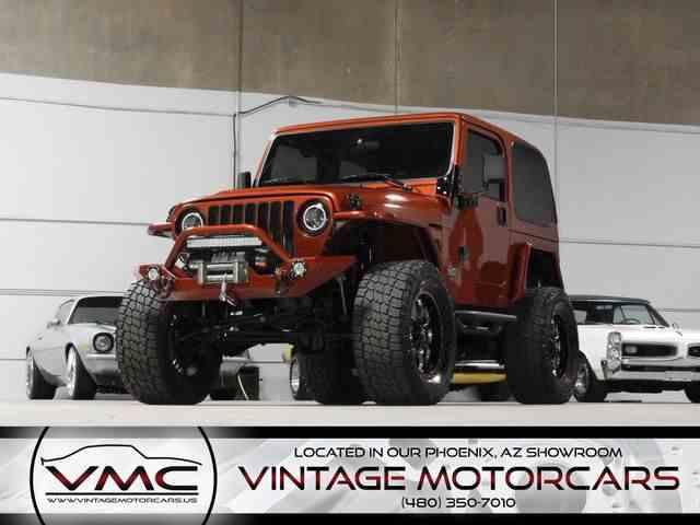 2002 Jeep Wrangler | 1024156