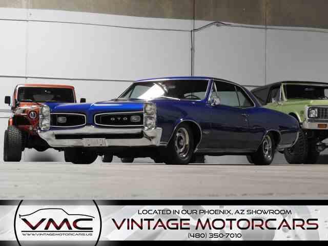 1966 Pontiac GTO | 1024158