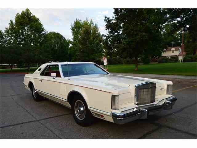 1978 Lincoln Continental Mark V | 1024163
