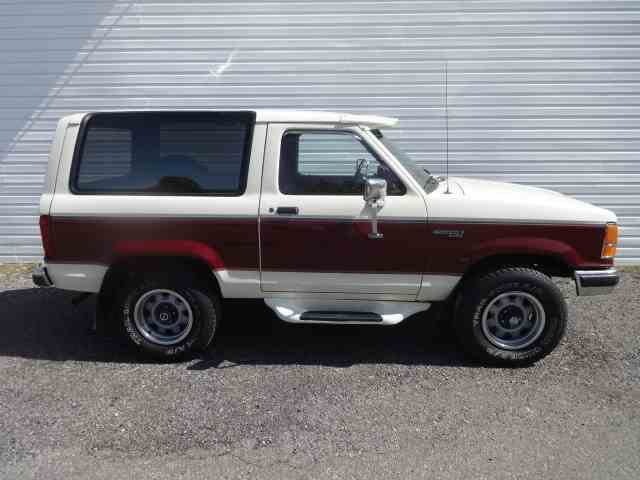 1990 Ford Bronco II | 1024177