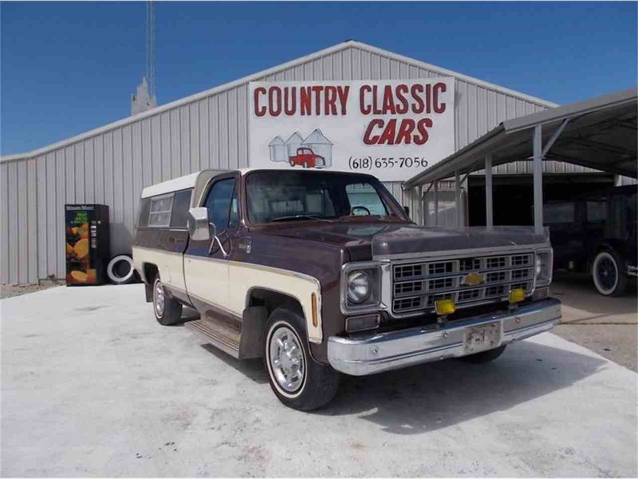 Large Picture of 1977 Chevrolet Silverado - $8,950.00 Offered by Country Classic Cars - LVCY