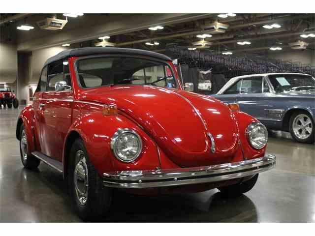 1971 Volkswagen Super Beetle | 1024185