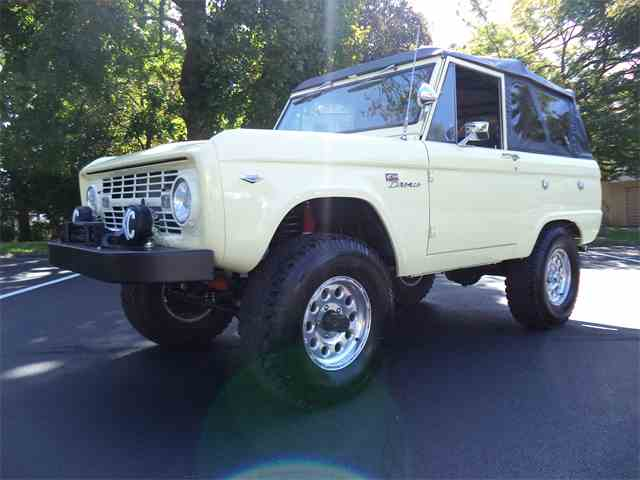1966 Ford Bronco | 1024188