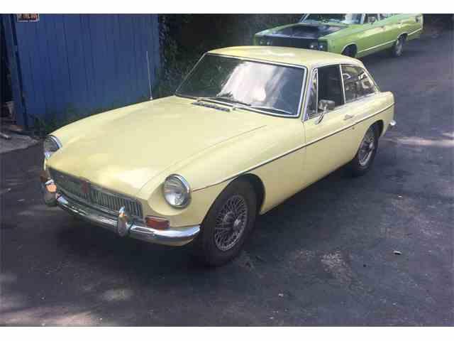 1969 MG BGT | 1024189