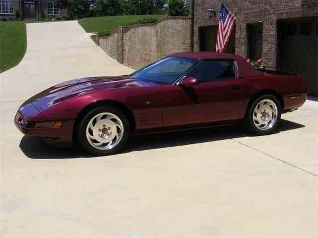 1993 Chevrolet Corvette | 1024190