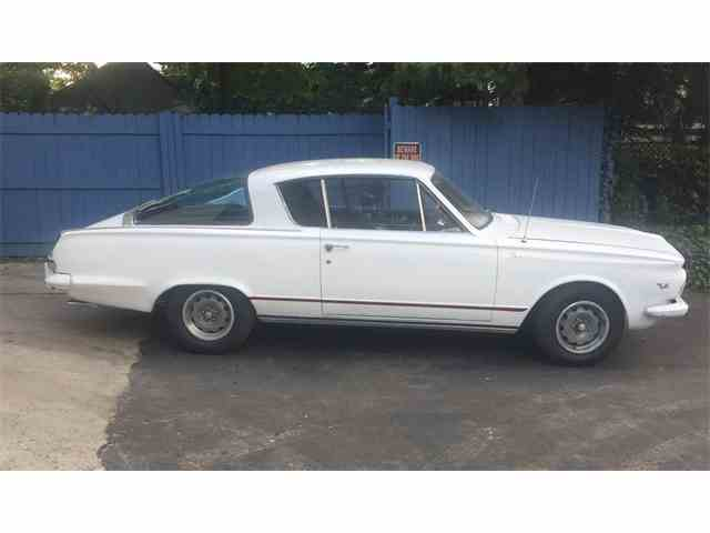 1965 Plymouth Barracuda | 1024191