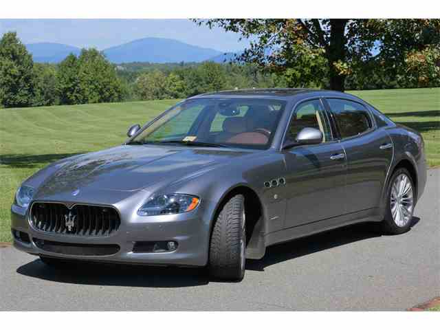 Picture of '11 Quattroporte - LY9T