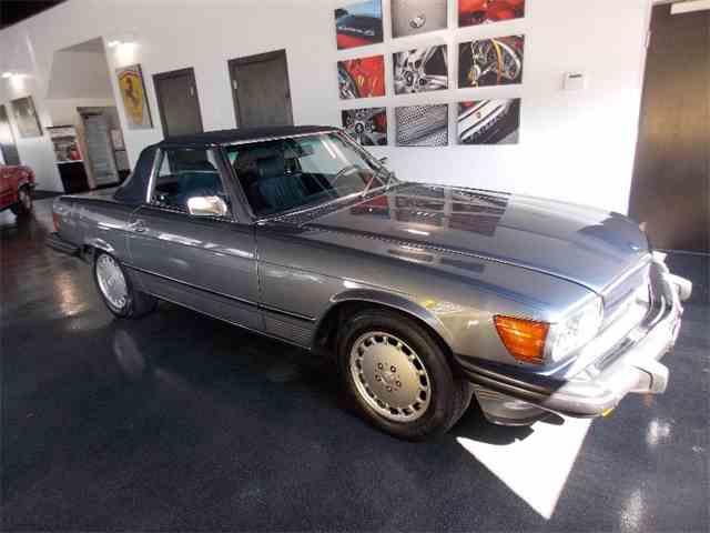 1987 Mercedes-Benz 560SL | 1024199