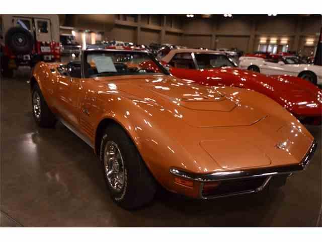 1972 Chevrolet Corvette | 1024211