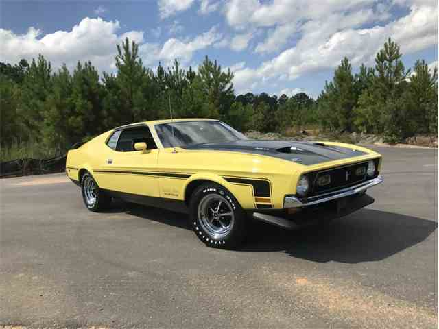1971 Ford Mustang Boss | 1024214