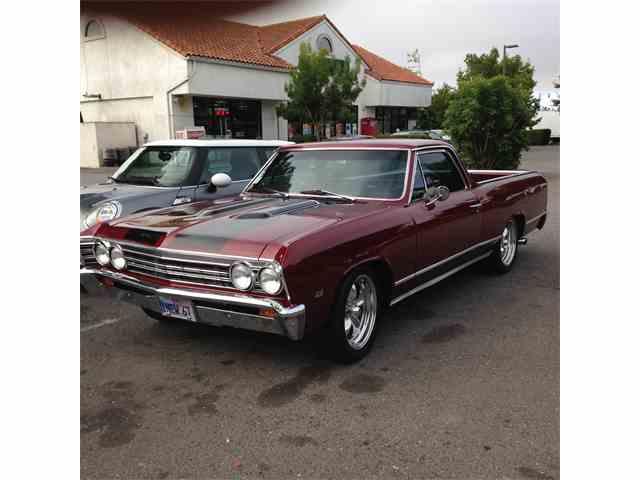 1967 Chevrolet El Camino | 1024221