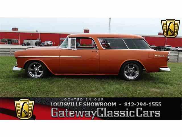 1955 Chevrolet Nomad | 1020423