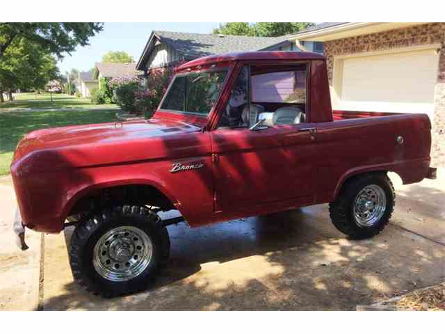 1966 Ford Bronco | 1024230
