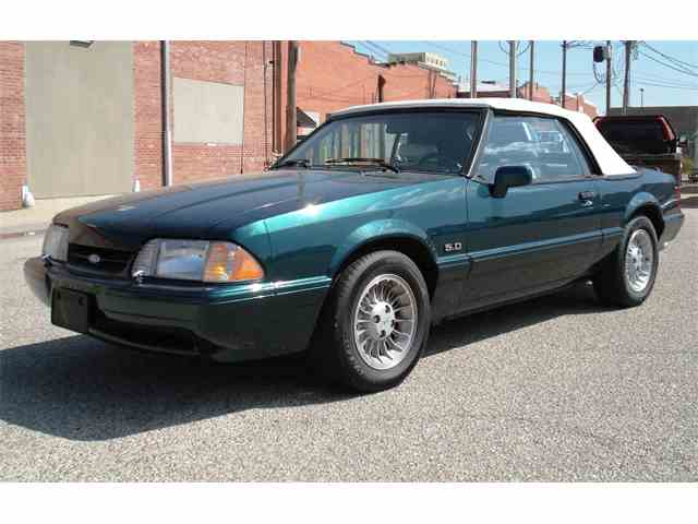 1990 Ford Mustang | 1024232