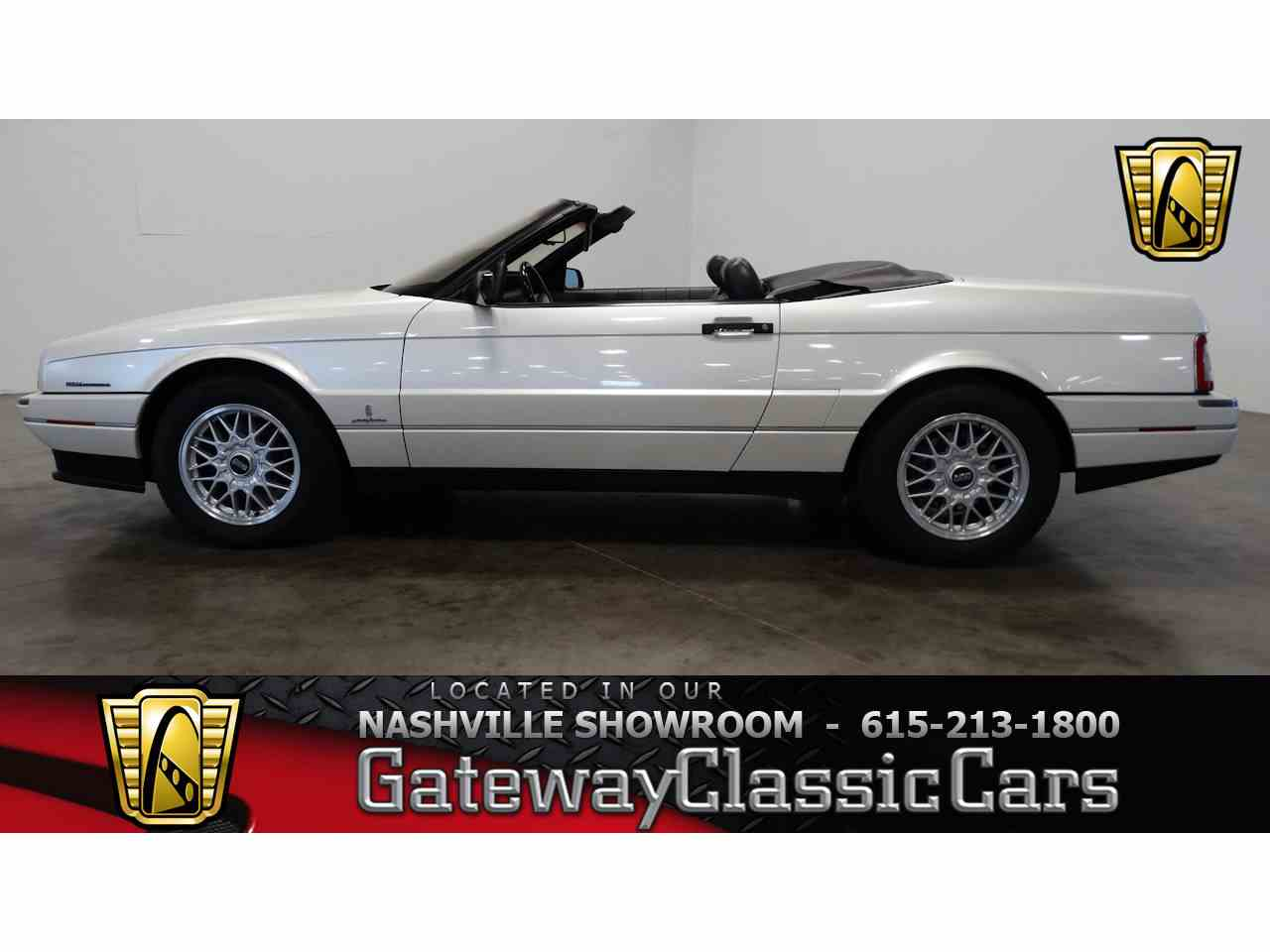 Large Picture of 1993 Allante located in Tennessee - LVD4