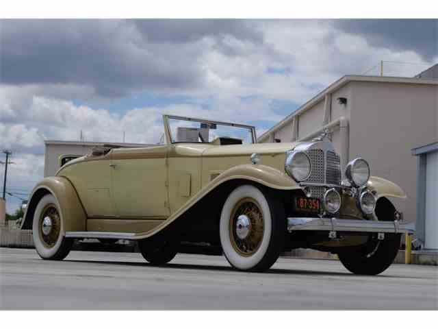 1932 Packard Convertible | 1024244