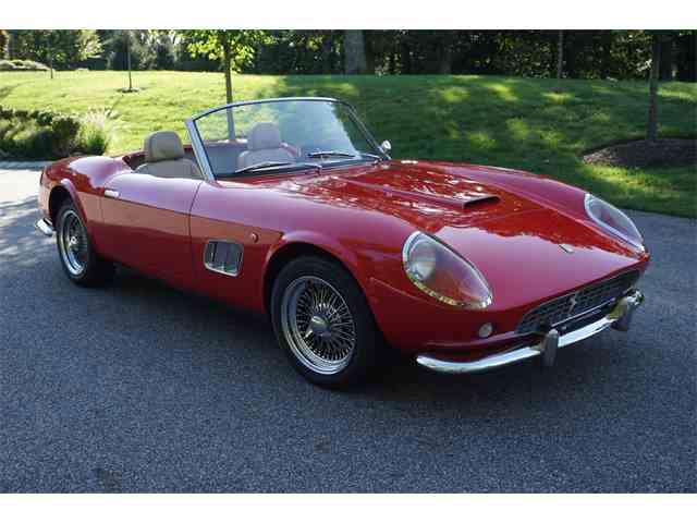 Classic Ferrari 250 For Sale On Classiccars Com 8 Available