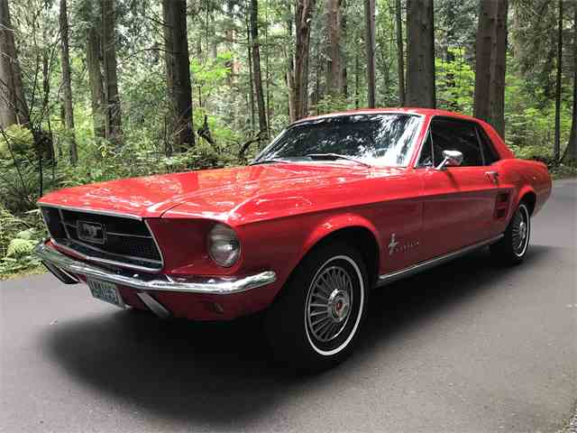 1967 Ford Mustang | 1024251
