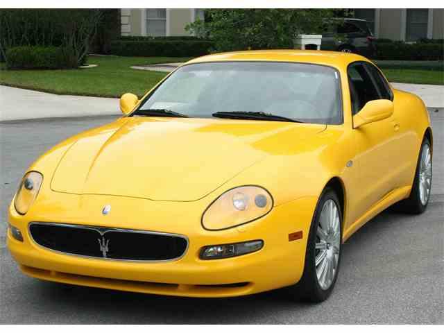 2002 Maserati Cambiocorsa | 1024254