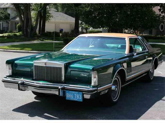 1977 Lincoln Mark V   1024255