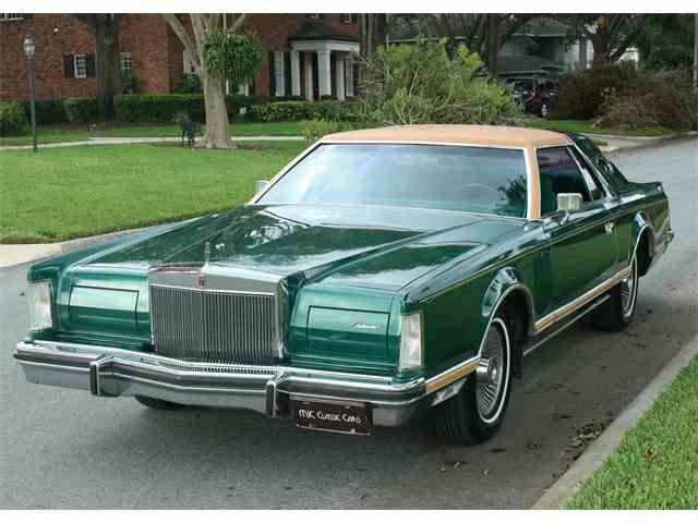 1977 Lincoln Mark V | 1024255