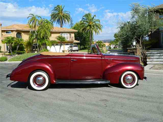 Picture of Classic '40 Ford Deluxe - $82,500.00 - LYBN