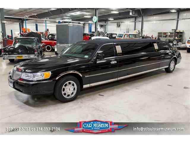 2001 Lincoln Limousine | 1024268