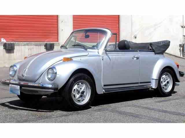 1979 Volkswagen Super Beetle | 1024270