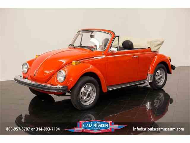1979 Volkswagen Super Beetle | 1024277