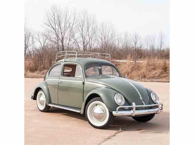 1957 Volkswagen Beetle | 1024278