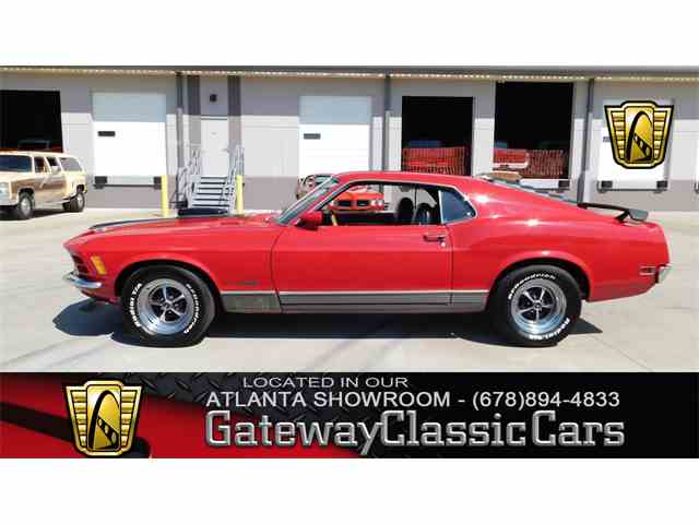 1970 Ford Mustang | 1024279
