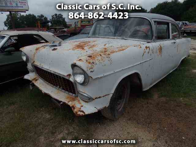 1955 Chevrolet Bel Air | 1024282