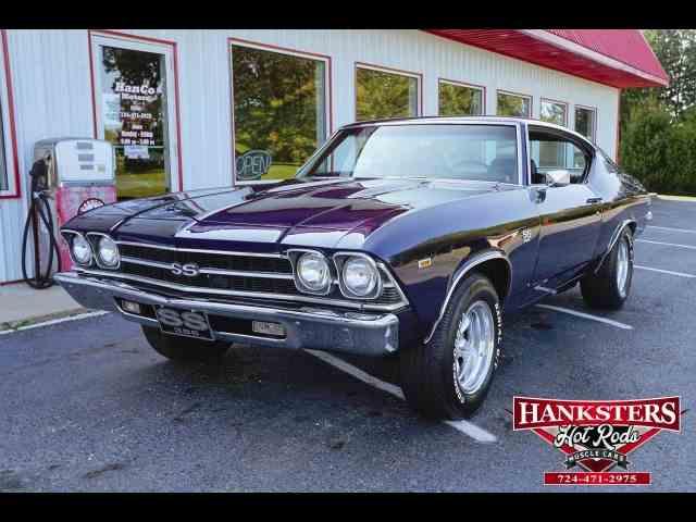1969 Chevrolet Chevelle | 1024285